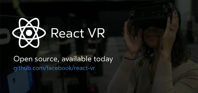 Recommend to watch: Building an amazing VR experiences using React VR